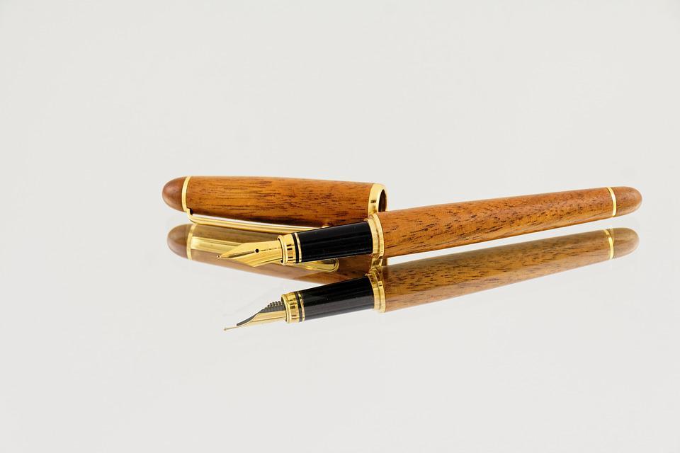 Fountain Pens, Filler, Leave, Writing Tool, Pen, Office