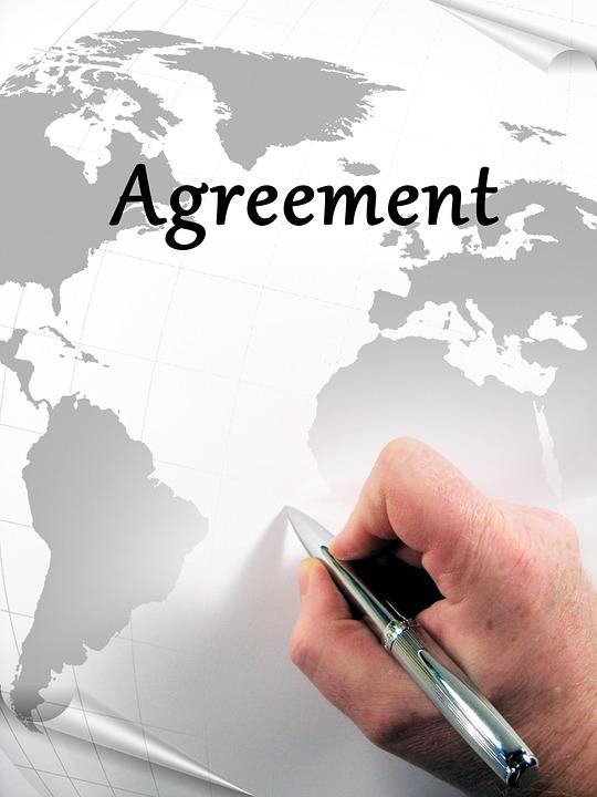 Hand, Pen, Filler, Fountain Pen, Signature, Contract