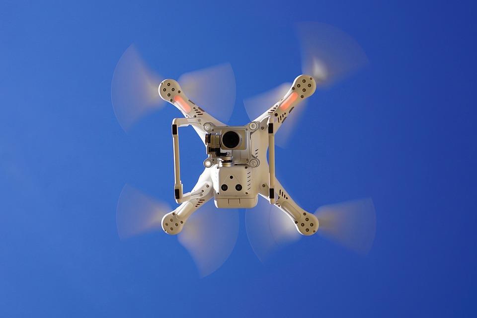 Drone, Phantom, Dji, Professional, Camera, Film, Video