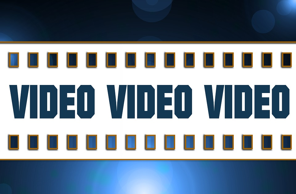 Film, Filmstrip, White, Video, Analog, Recording, Image