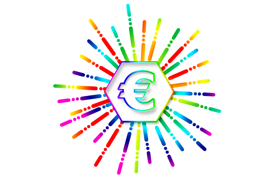 Icon, Star, Euro, Finance, Money, Currency, Economy