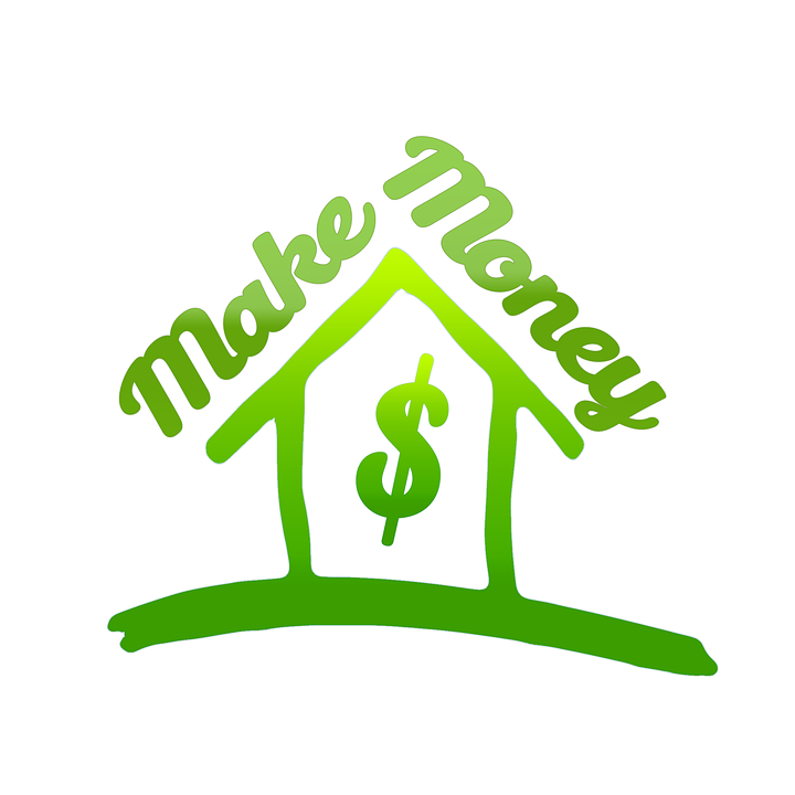 Money, Earn, Dollar, Home, At Home, Homework, Finance