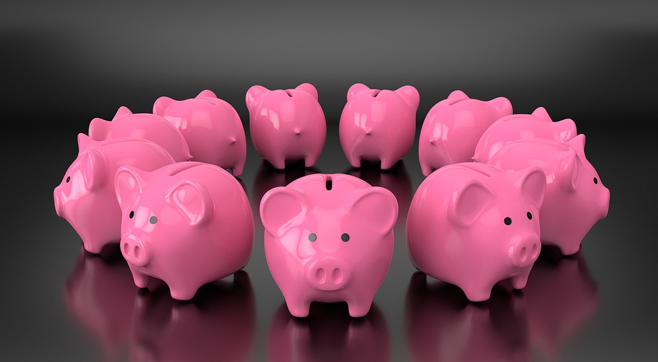Piggy, Bank, Money, Save, Finance, Financial, Loan