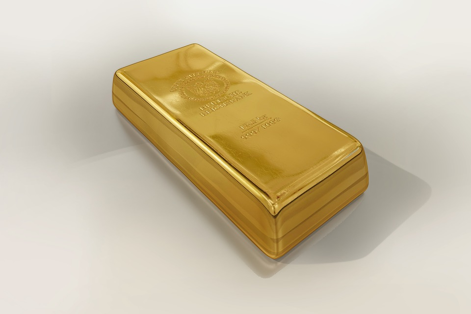Gold, Bullion, Wealth, Finance, Precious Metal, Bars