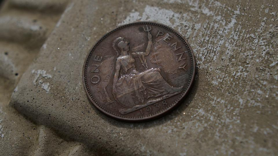 Old, Coin, Money, Finance, Currency, Financial