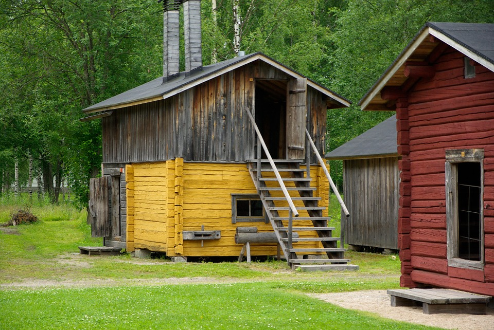 Finland, Chalets, Homes