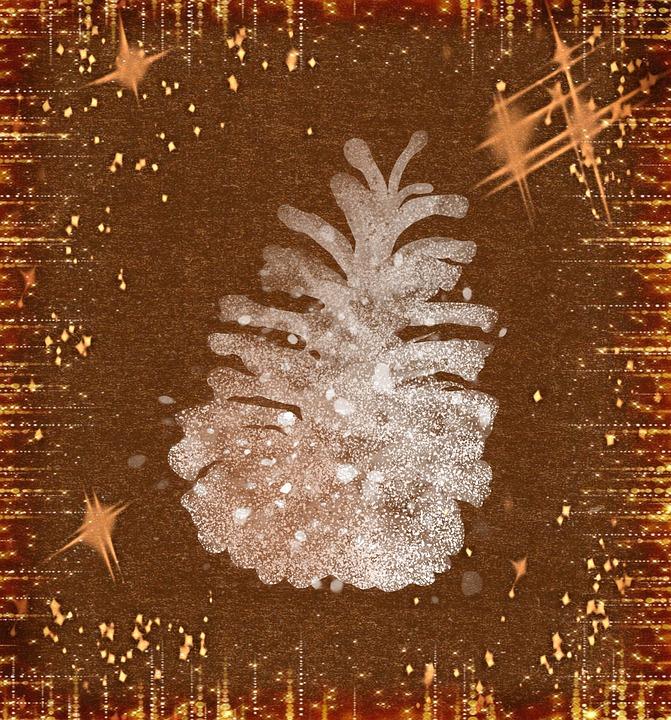 Background, Fir Tree, Christmas, Christmas Motif