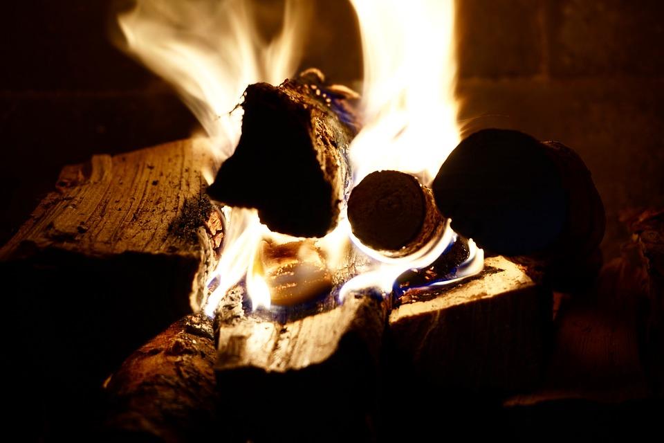 Fire, Flame, Fireplace, Lighter, Wood, Brand, Wood Fire