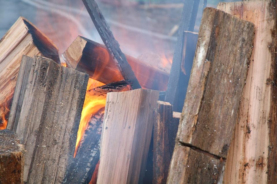 Fire, Campfire, Wood, Burn, Flames