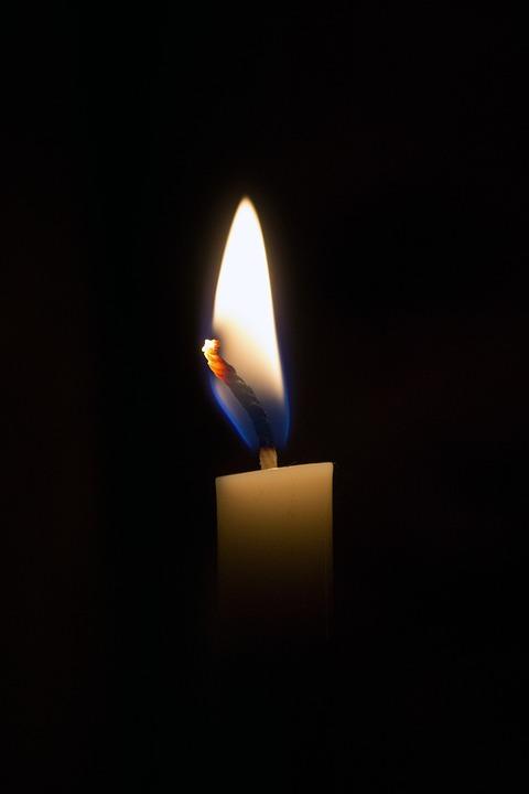 Candle, Light, Fire, Lighting, Heat, Burning, Night