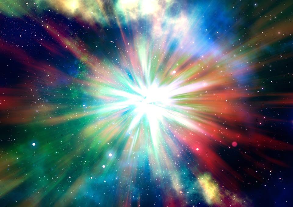 Astronomy, Explosion, Big Bang, Pop, Fireball, Fire