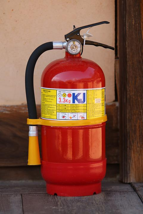 Fire Extinguisher, Fire