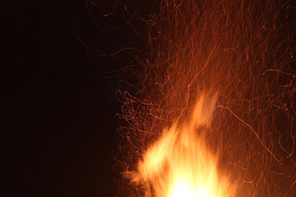Fire, Martin Fire, Radio, Flame, Spark Fire, Blaze