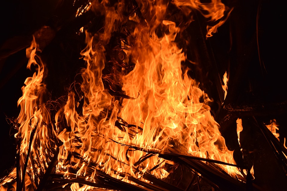 Fire, Heat, Bonfire, Energy, Yellow, Power, Hot, Burn