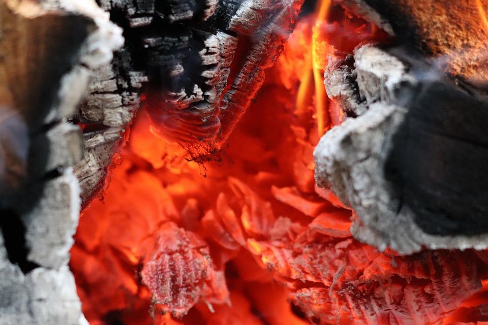 Fire, Hot, Lighter, Volcano, Smoke, Forest, Burn, Flame