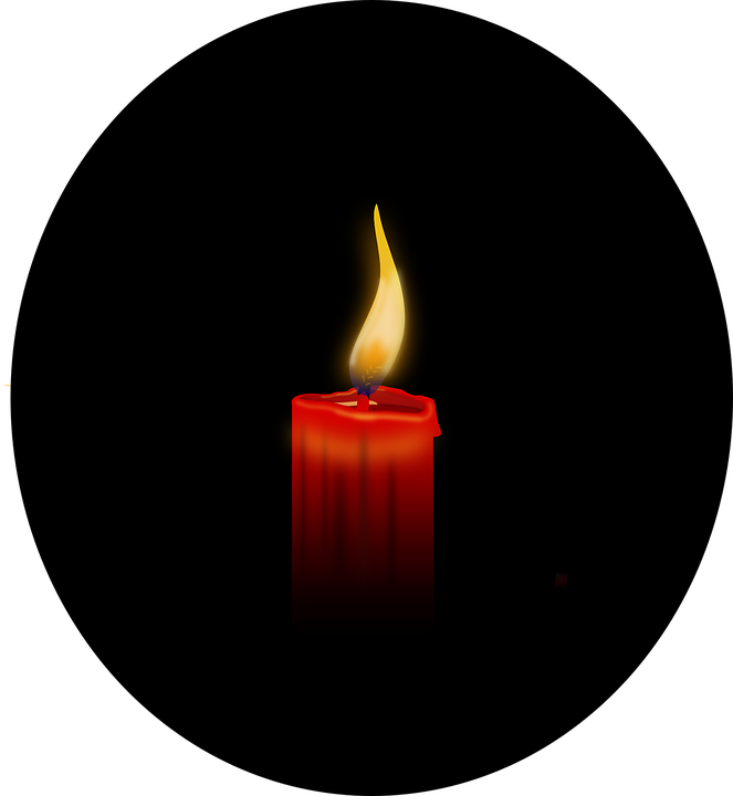 Candle, Fire, Flame, Light, Lighting, Burn, Candlestick