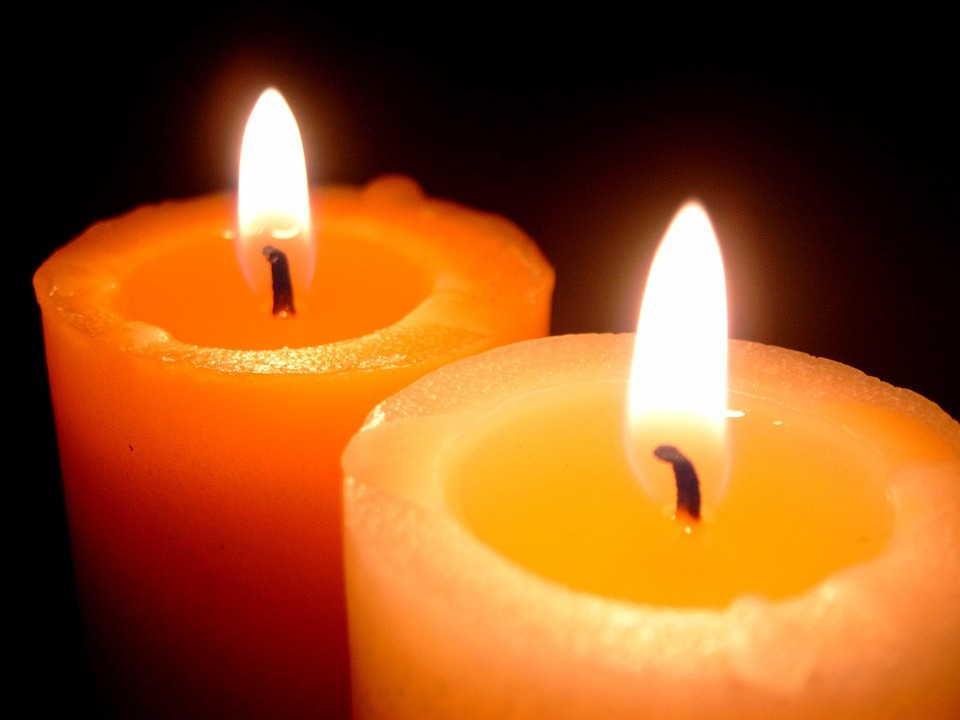 Candles, Flame, Light, Fire, Candlelight, Wax