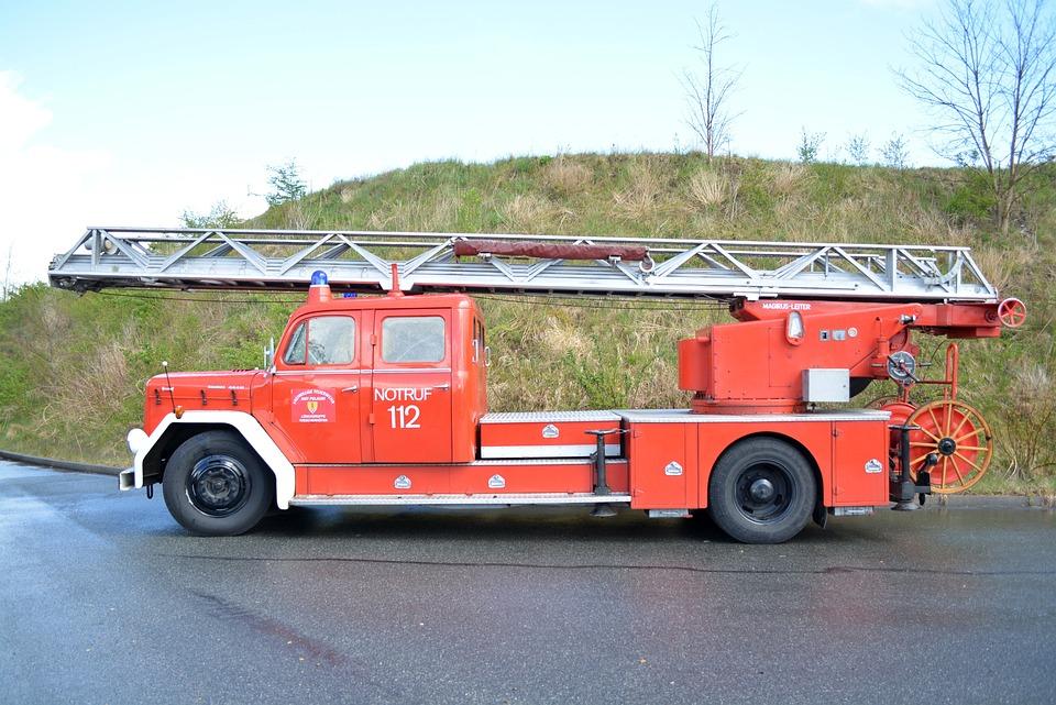 Magirus Fire Truck, Fire Truck, Vehicle, Fire Engines
