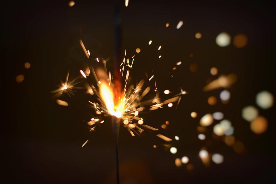 Bright, Celebration, Dark, Fire, Firecracker, Fireworks