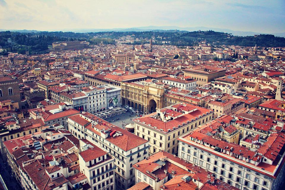 free photo firenze italy cityscape europe landscape florence max pixel