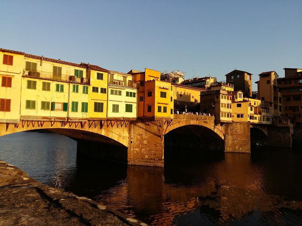 Ponte Vecchio, Firenze, Florence, Tuscany