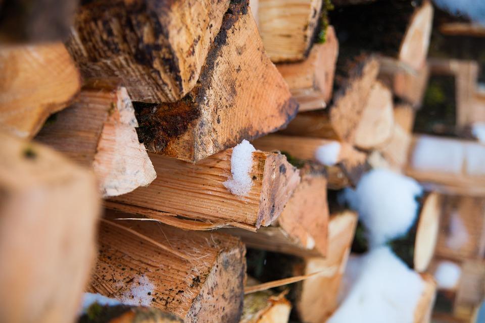 Logs, Wood, Nature, Heating, Log, Fireplace
