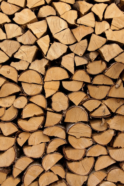 Abstract, Background, Cut, Energy, Firewood, Fuel, Log