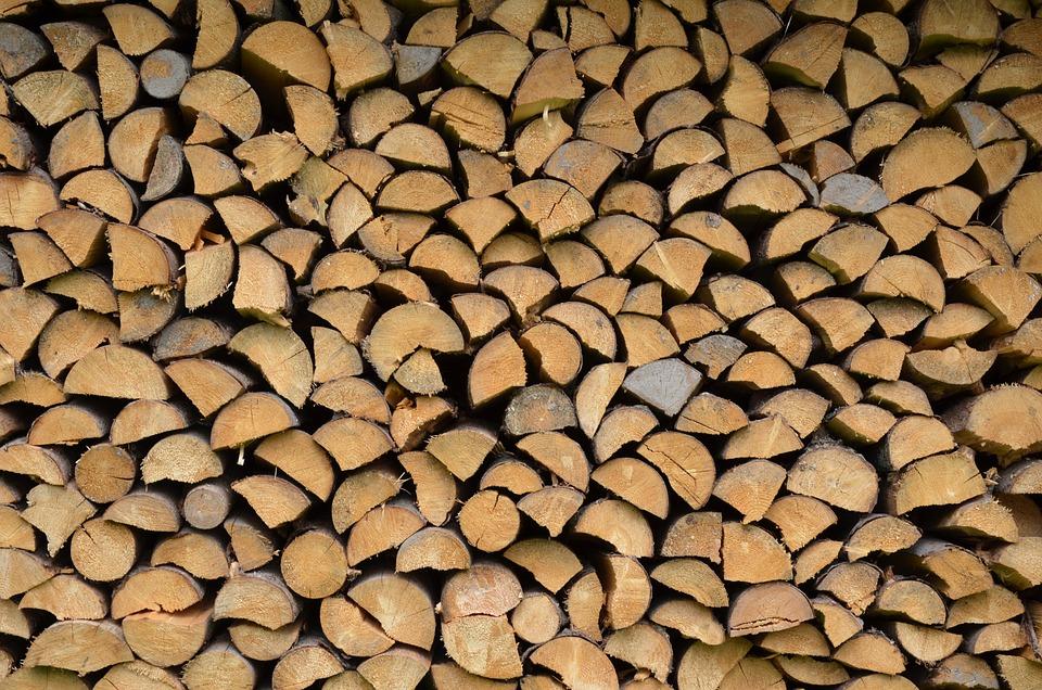 Firewood, Logs, Billet