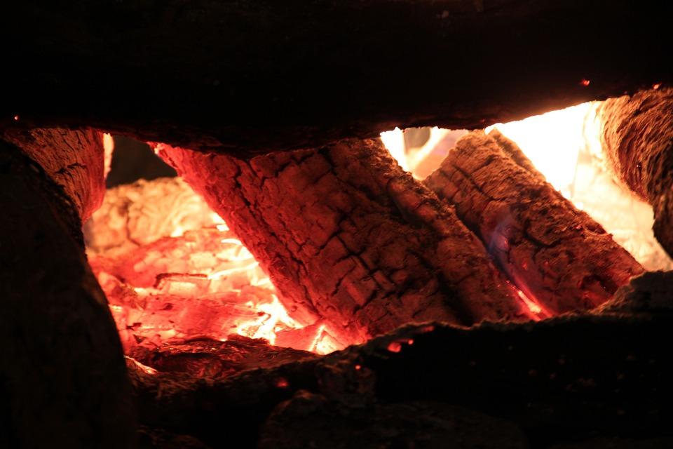 The Stake, Fire, Heat, Coal, Calls, Wood, Firewood