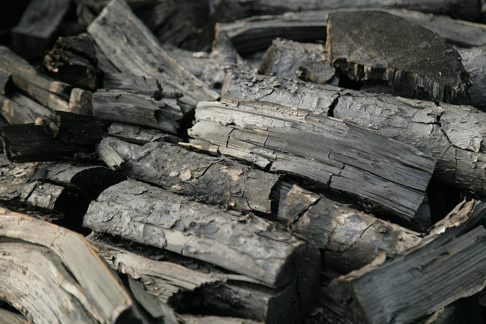 Coal, Firewood, Black