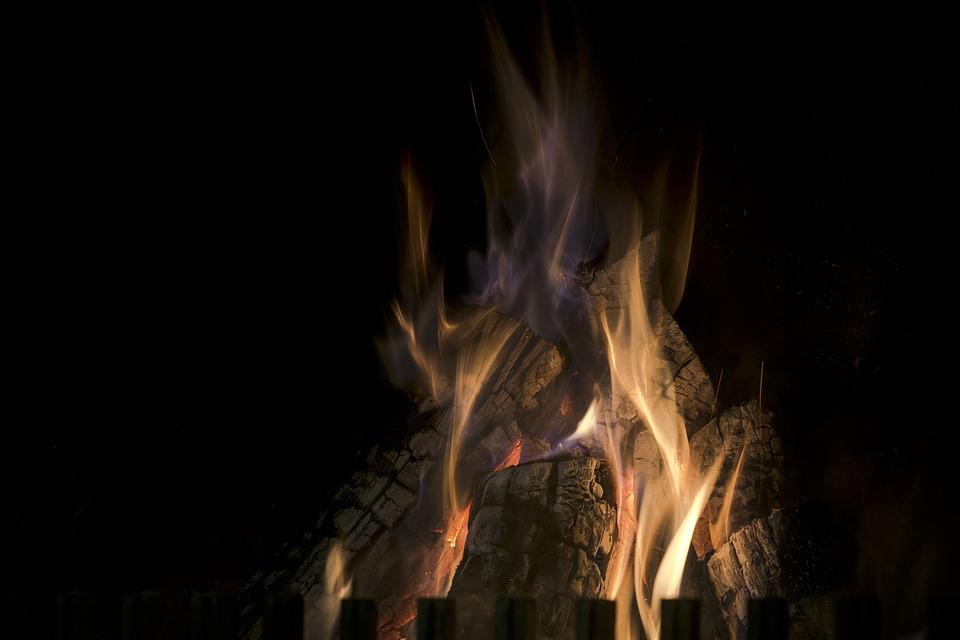Fire Side, Fireplace, Firewood, Hearth, Hearthstone