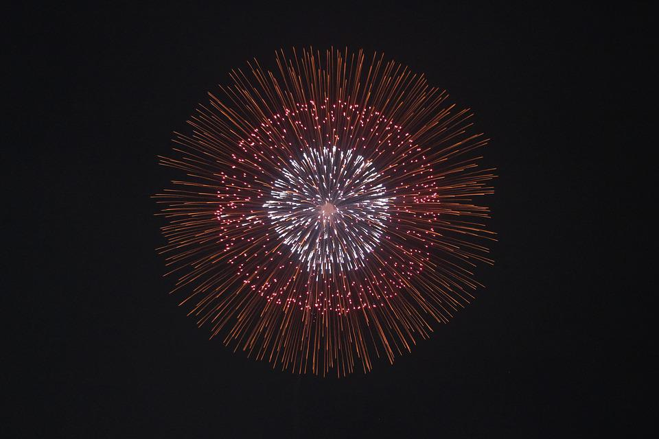 Fireworks, Festival, Explosion, Celebration, Light