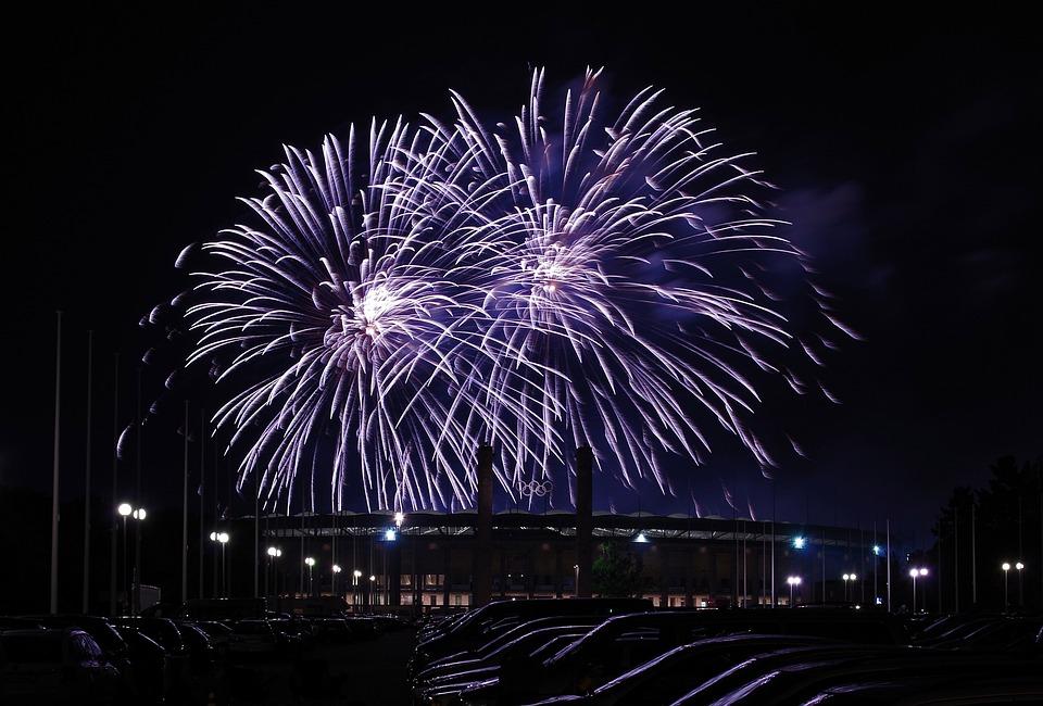 Fireworks, Festival, Celebration, Game, Light, Rocket