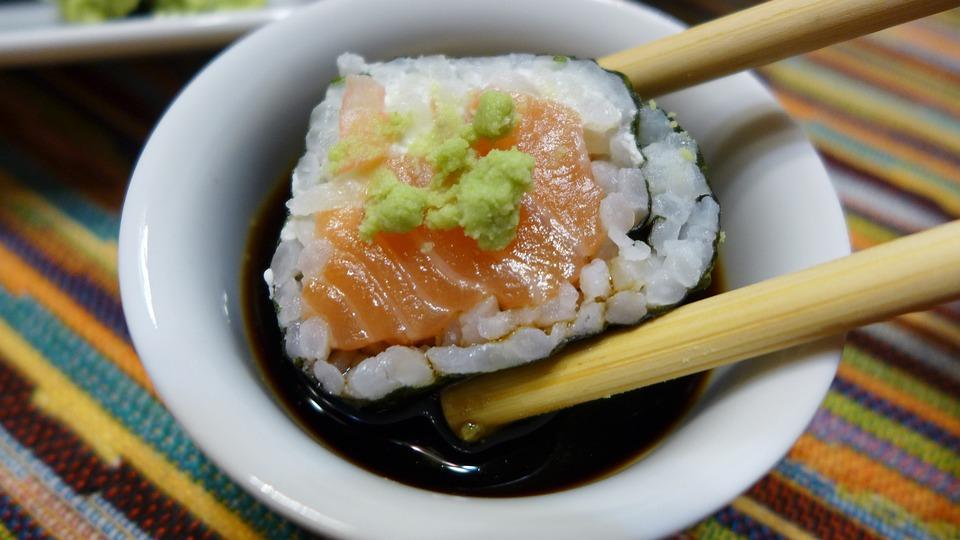 Food, Fish, Seafood, Japanese, Sushi