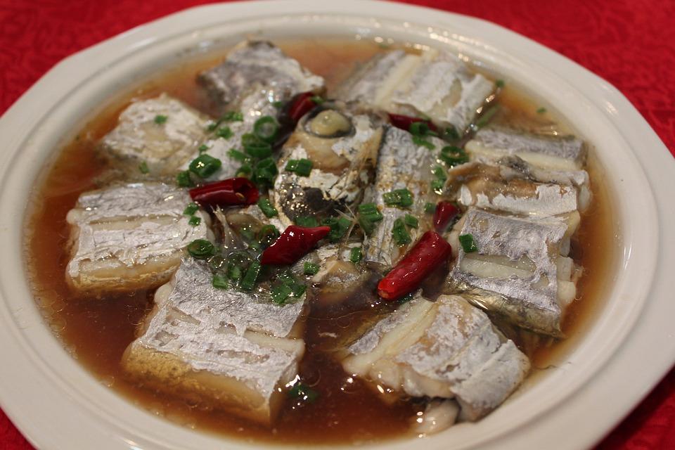Gourmet, Shooting, Ribbonfish, Asian Cuisine, Fish