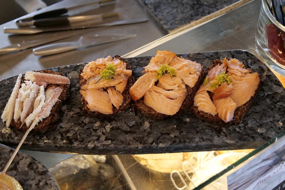 Eat, Fish, Nutrition, Healthy, Fresh, Food, Smoked Fish