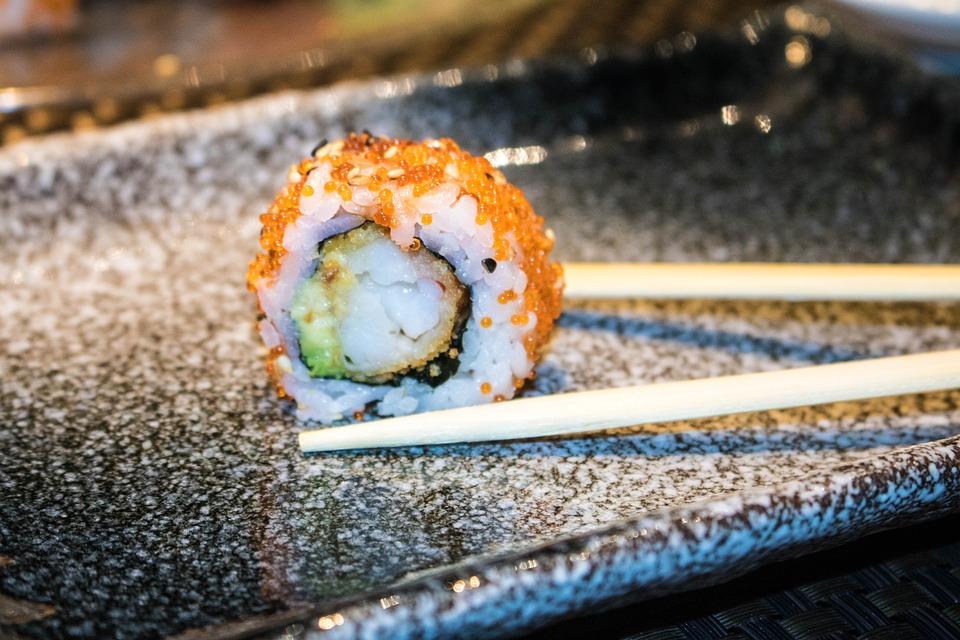 Food, Sushi, Rice, Japan, Fish, Seafood, Delicious