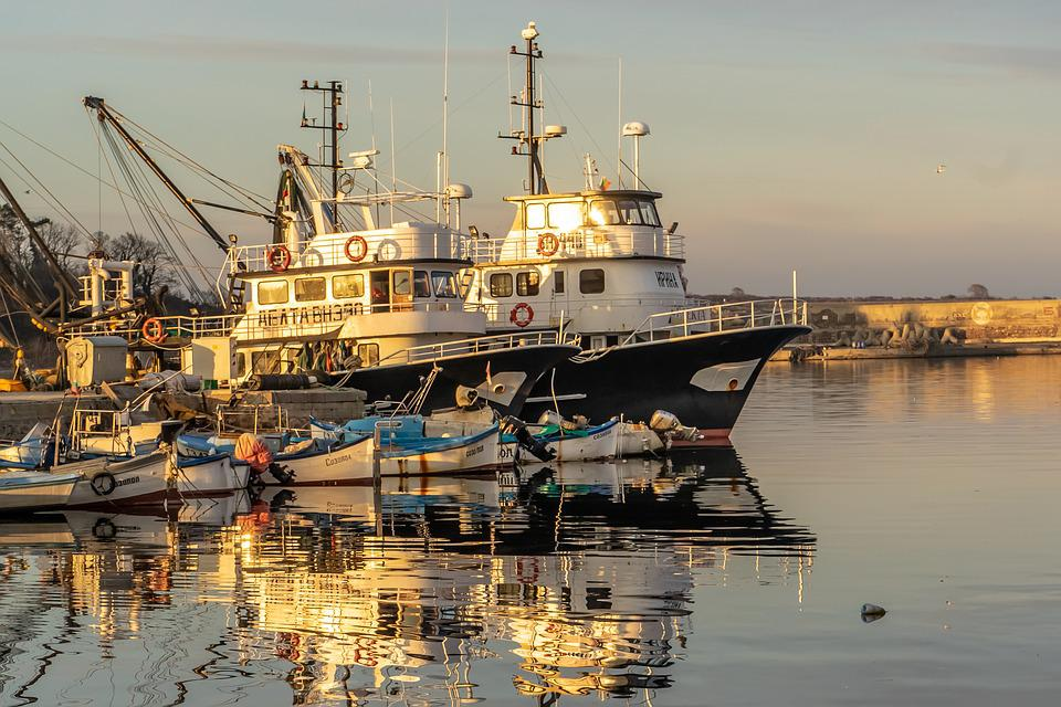 Fishing Vessel, Fisherman, Fishing, Ship, Vessel, Ocean