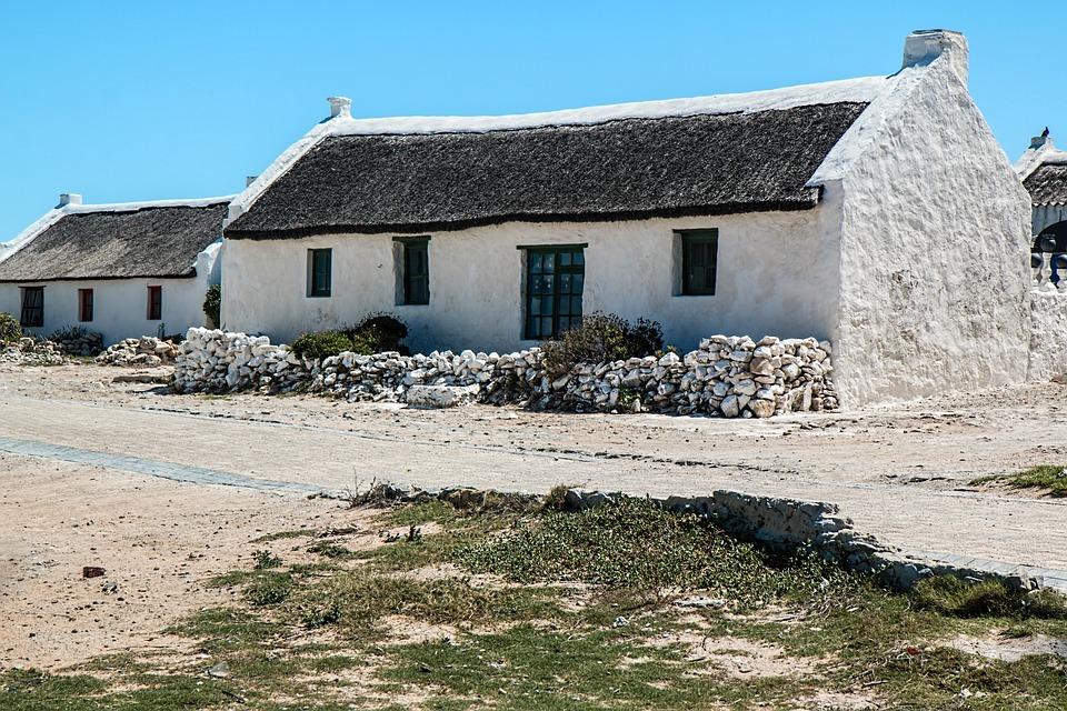 Fisherman's Cottage, Cape Dutch Architecture, Arniston