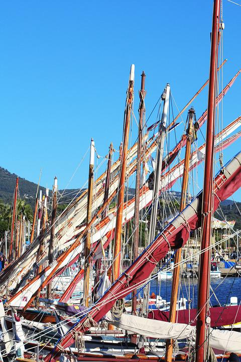 Boat, Port, France, Bandol, South, Sailing, Fishermen
