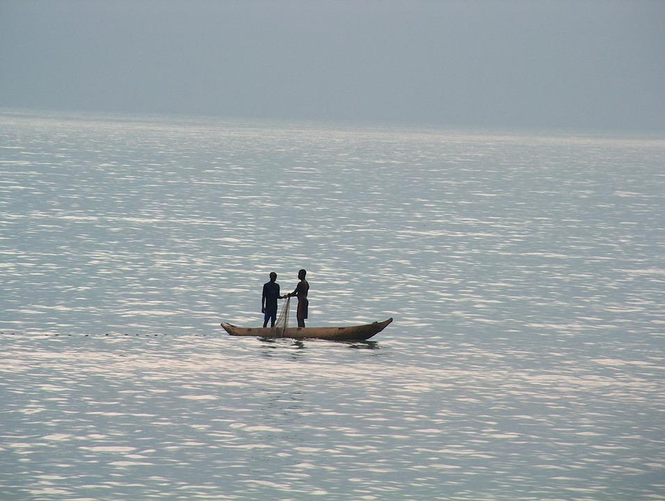 São Tomé And Príncipe, Fishermen, Small-scale Fishing