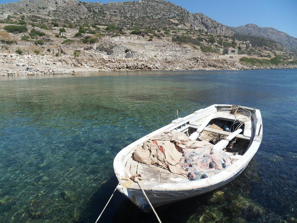 Boat, Fishing, Fishing Vessel