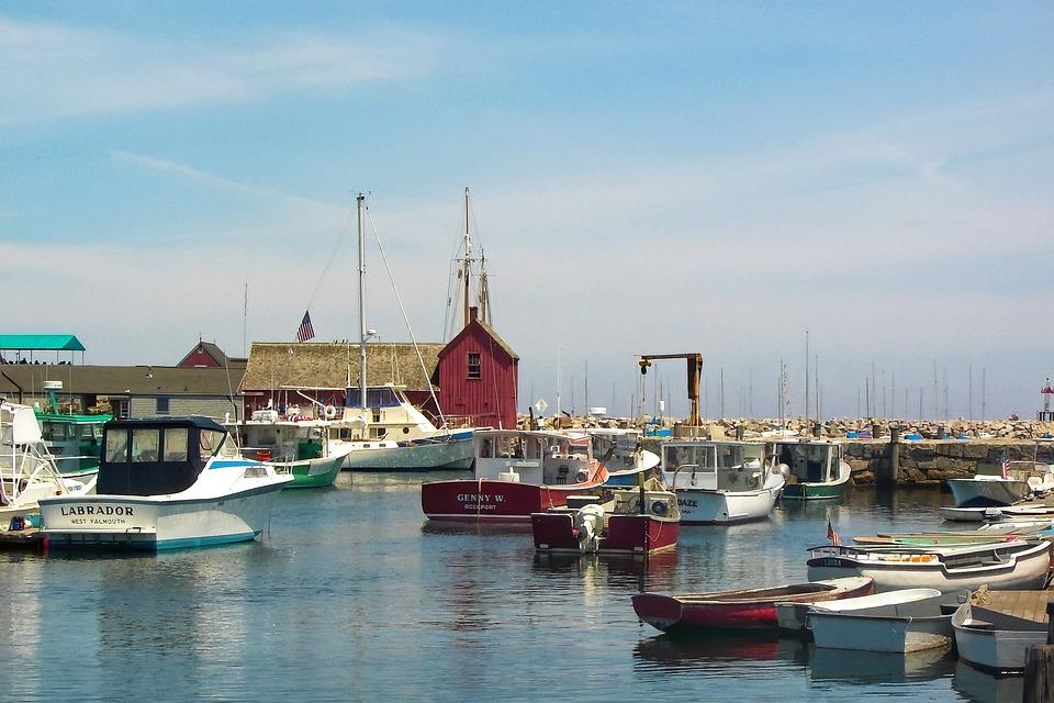 Boats, Sailboats, Fishing, Fishing Boats, Harbor, Port
