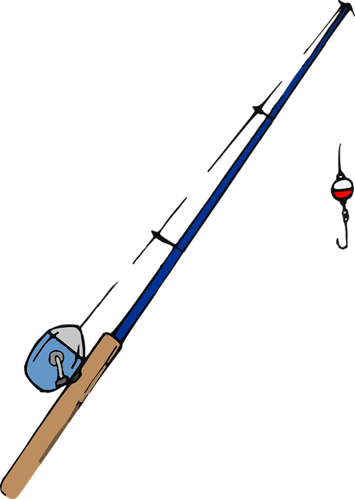 Fishing Rod, Fishing, Rod, Fishing Equipment, Pole