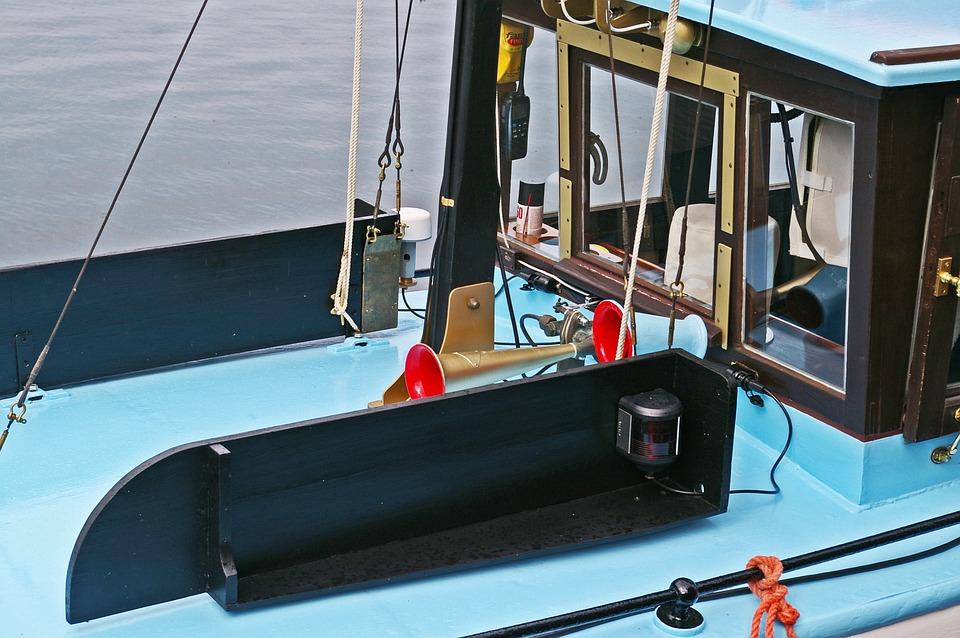 Fishing Vessel, Fishing Boat, Fishing, Boat, Fisherman
