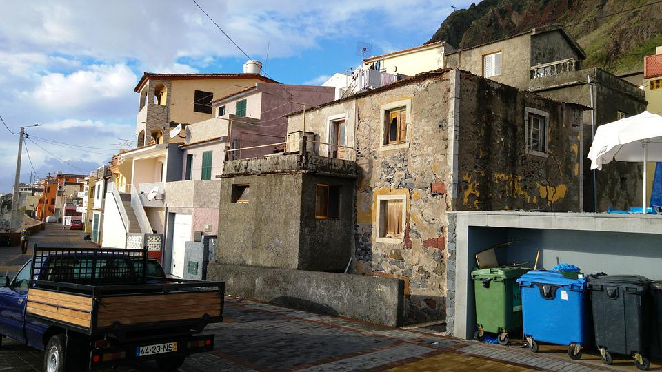 Paul Do Mar, Fishing Village, Madeira