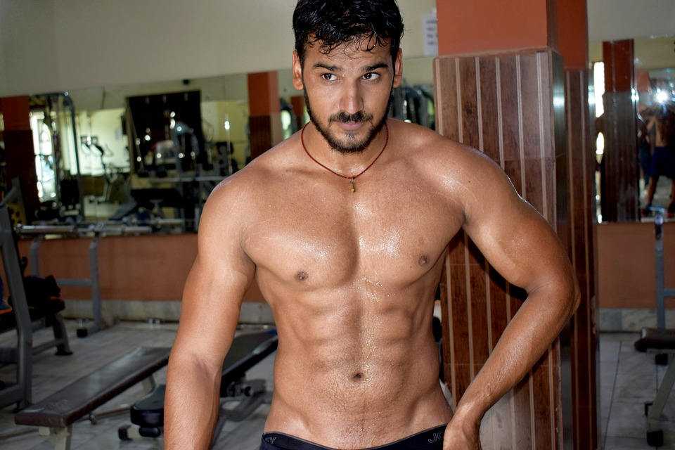 Free Photo Fit Fitness Muscle Torso Six Pack Chest Abs Six Max Pixel