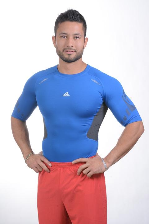 Sport, Fitness, Exercise, Pilates, Face Man, Body Man