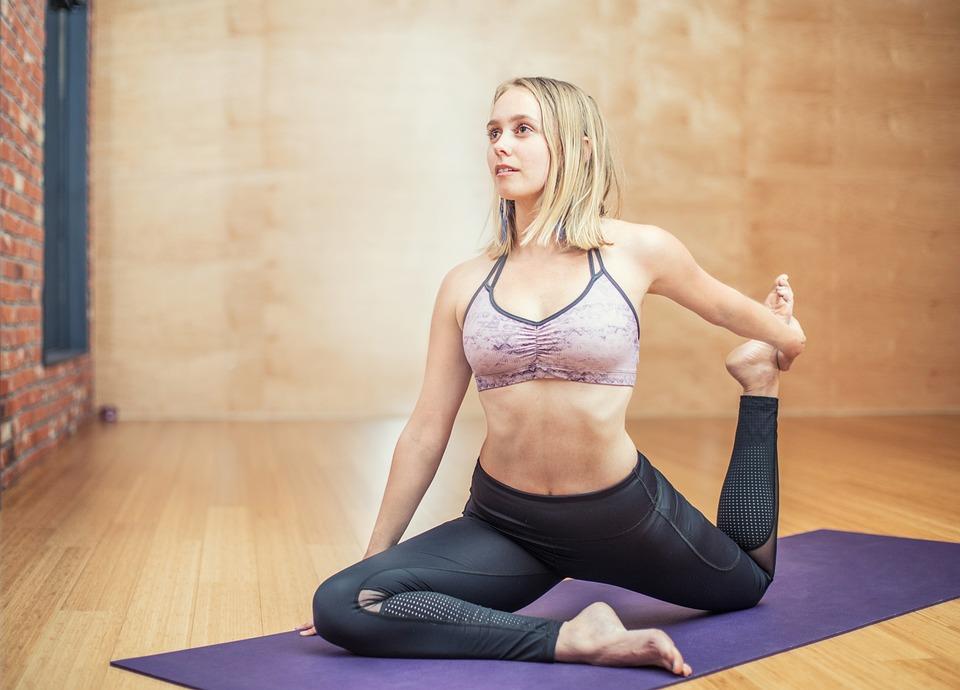 Yoga, Fitness, Exercise, Health, Body, Meditation