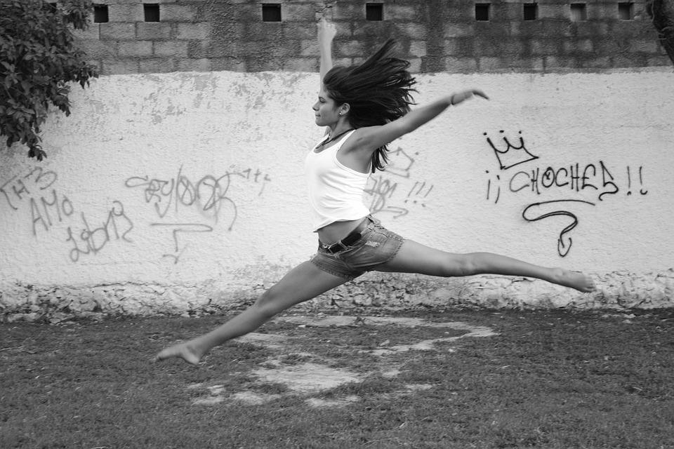 People, Girl, Split, Dance, Exercise, Fitness